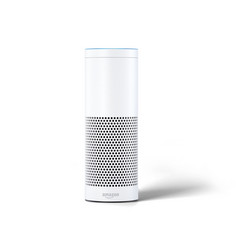 Amazon Echo in weiß
