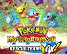 Spielecharts: Pokémon Mystery Dungeon Retterteam DX erobert Nintendo Switch.