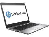 Test HP EliteBook 840 G4 (Core i5, Full-HD) Laptop