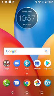Motorola Moto E4 Plus Software