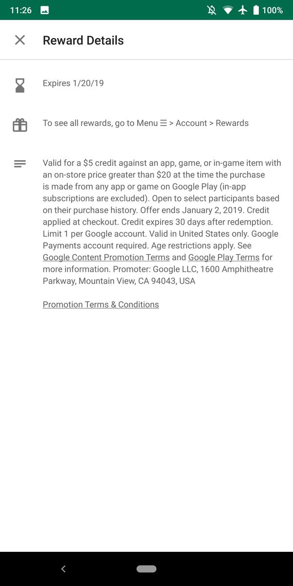 Google Play Store Verschenkt Gratis Guthaben