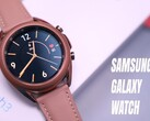 Jetzt gibt es ein ein Unboxing- und Hands-On-Video zur 41 mm Version der Samsung Galaxy Watch 3.