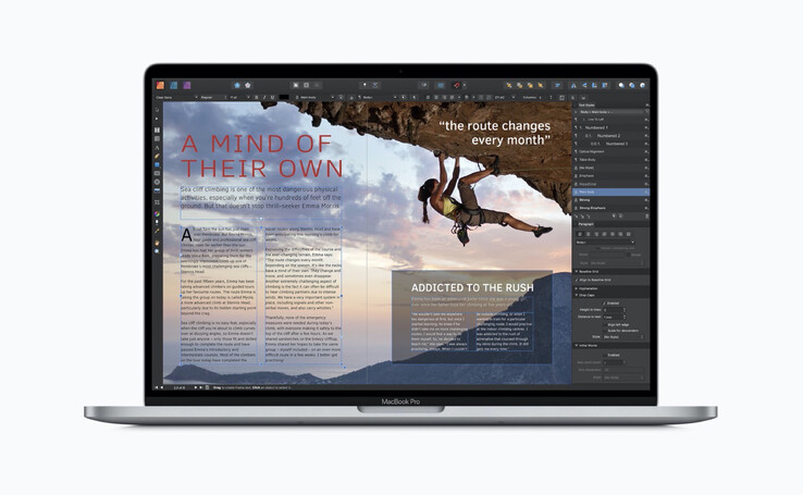 Mac App of the Year: Affinity Publisher (Serif Labs)