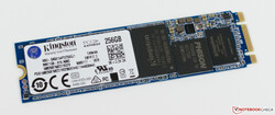 256 GB NVMe SSD von Kingston
