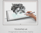 Panasonic Toughpad FZ-Y1: Performance-Modell des 20-Zoll-Tablets mit 4K Ultra HD