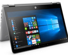 Test HP Pavilion x360 14 (7200U, 940MX, FHD) Convertible