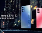 Die Reno4-Smartphone-Generation startet in China am 5. Juni.