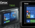 Getac T800: Full-Rugged 8,1-Zoll-Tablet mit Intel Atom x7-Z8700