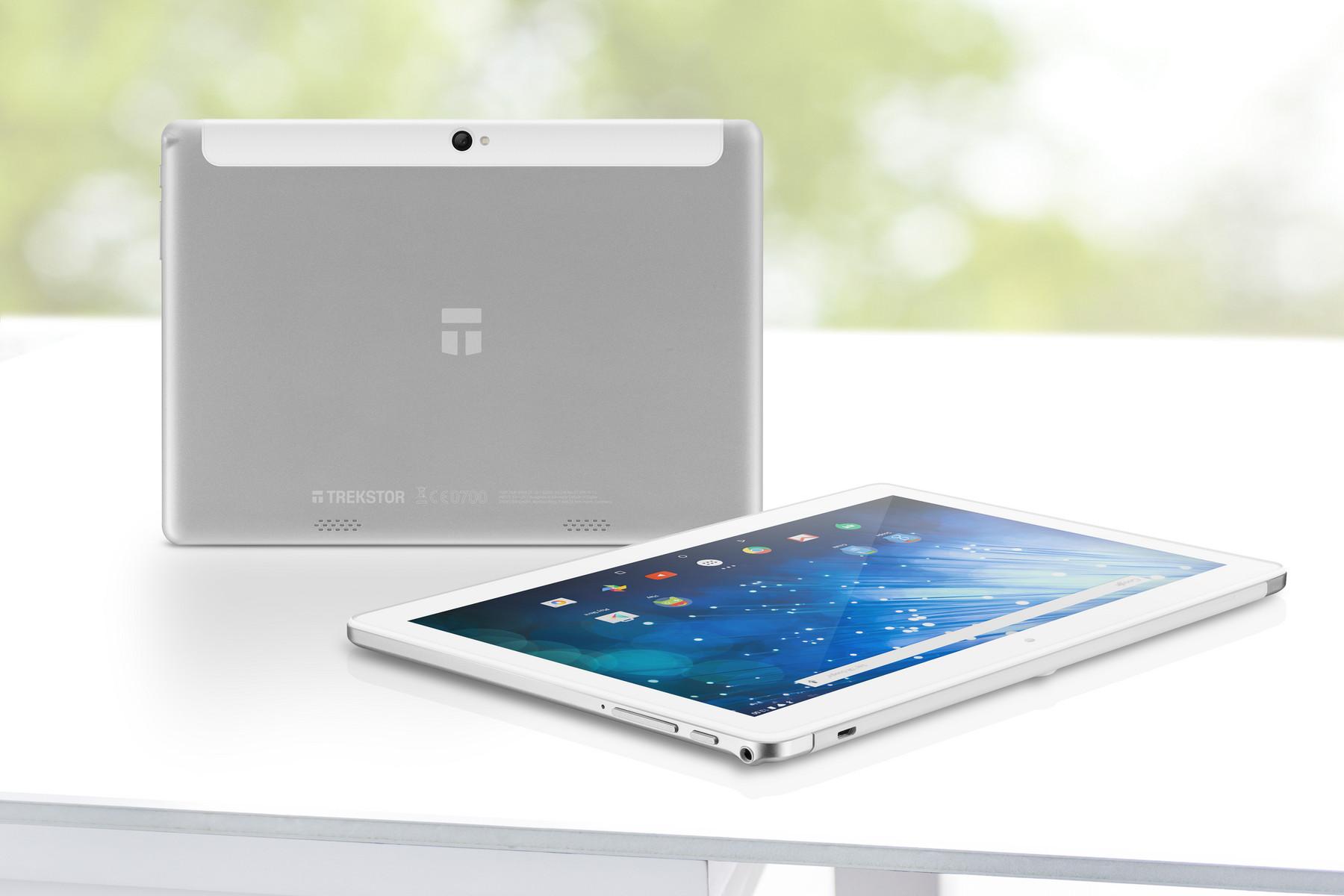 trekstor zwei neue android tablets mit 7 und 10 zoll. Black Bedroom Furniture Sets. Home Design Ideas