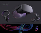 Facebook enthüllt neues VR-Headset Oculus Quest