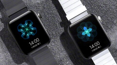 Xiaomi Mi Watch: Die ersten Bilder der Smartwatch im Apple Watch-Look.