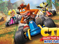Spielecharts: Crash Team Racing Nitro-Fueled rast auf Platz 1.
