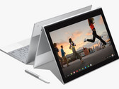 Test Google Pixelbook Chromebook