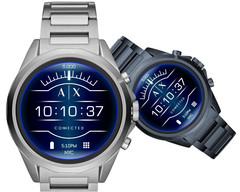 Armani Exchange Connected: Erste Touchscreen-Smartwatch von A|X.
