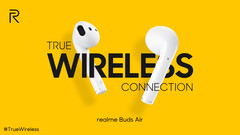 Realme Buds Air: Earbuds in ersten Hands-on angeteasert, Specs geleakt.