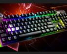 MSI Vigor GK80 und GK70: Gaming-Tastaturen mit Cherry-MX-Switches.
