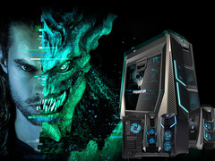 gamescom 2018: Acer Predator Orion Gaming-Desktops mit GeForce RTX 2080 Ti.