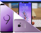 Smartphones: Apple iPhone X beliebter als Galaxy S9/S9 Plus.