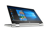 Test HP Pavilion x360 (Core i3-8130U, 256-GB-SSD) Convertible
