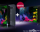 LG G8S ThinQ: 6,2-Zoll-Smartphone ab 1. Juli im Bundle mit 4K Smart-TV.