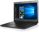 Test Lenovo IdeaPad 100s-14IBR (N3060, HD) Laptop