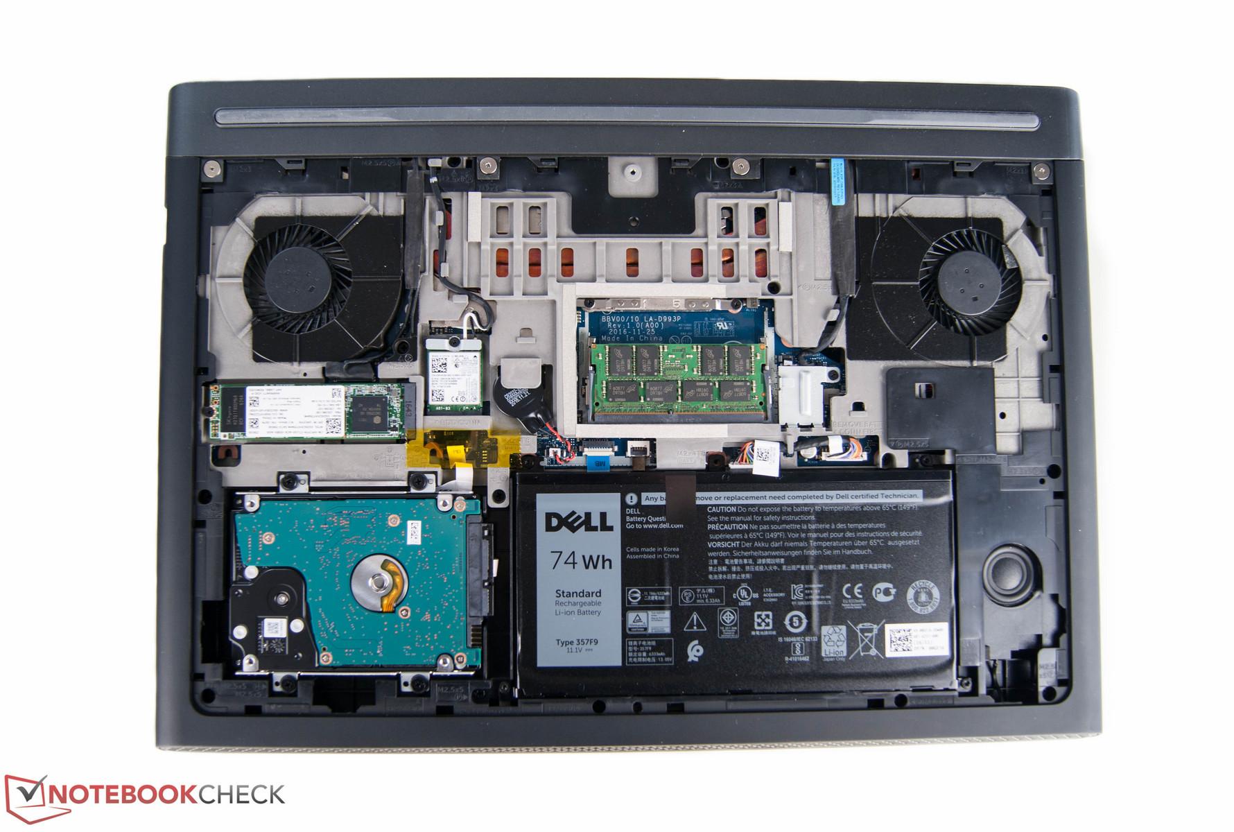 test dell inspiron 15 7000 7567 gaming laptop. Black Bedroom Furniture Sets. Home Design Ideas
