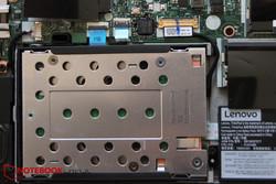 "SSD im 2.5""-SLot mit Adapterkabel"