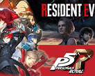 Spielecharts: Resident Evil 3 und Persona 5 Royal die PS4-Hits.