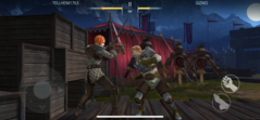 Shadow Fight 3 auf dem iPhone X