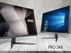 Ultraschlanker All-in-One ab Juli: MSI Pro 24X.