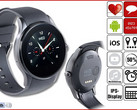 Simvalley: Handy-Uhr & Bluetooth-Smartwatch PX-4555 für 100 Euro