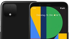 Google Pixel 4 XL: Top-Display erhält DisplayMate Best Smartphone Display Award.