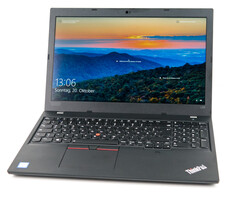 Lenovo ThinkPad L590 mit Whiskey-Lake-CPU