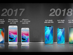 Das iPhone-Lineup 2018 vs 2017 laut KGI-Analyst Ming-Chi Kuo.