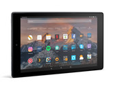 Test Amazon Fire HD 10 (2017) Tablet