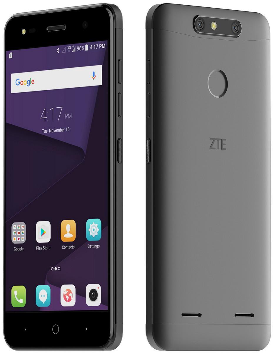 web site zte axon mini phone thumbs here