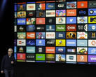 Das Apple TV: Nur ein riesiges iPhone im TV? Bloomberg übt Kritik an Apple's TV-Ambitionen.
