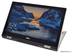 Touchscreen des Dell Inspiron 15 5579