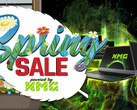 Schenker Spring Sale: Bis 18. April 10 % Rabatt auf alle XMG Gaming-Laptops.
