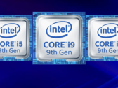 Die Coffee-Lake-H-Refresh-CPUs der 9. Generation sind nun offiziell. (Quelle: Intel)