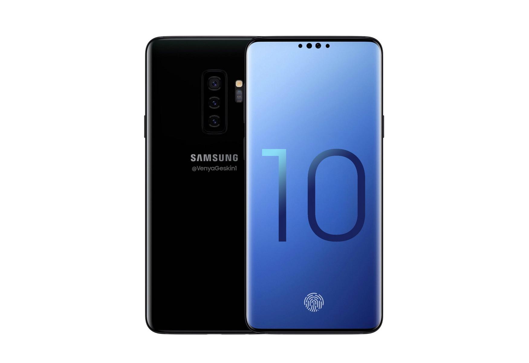 Samsung Galaxy S10 Si