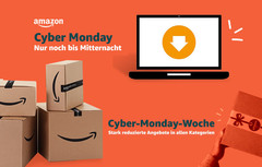 Cyber Monday: Die Angebots-Highlights bei Amazon.