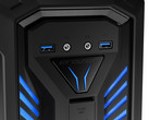 Medion Erazer X67030 Desktop-Gaming-PC mit GeForce GTX 1060 und Core i5+ 8400.