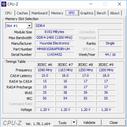 CPU-Z RAM SPD