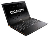 Test Gigabyte P55W v7 Laptop