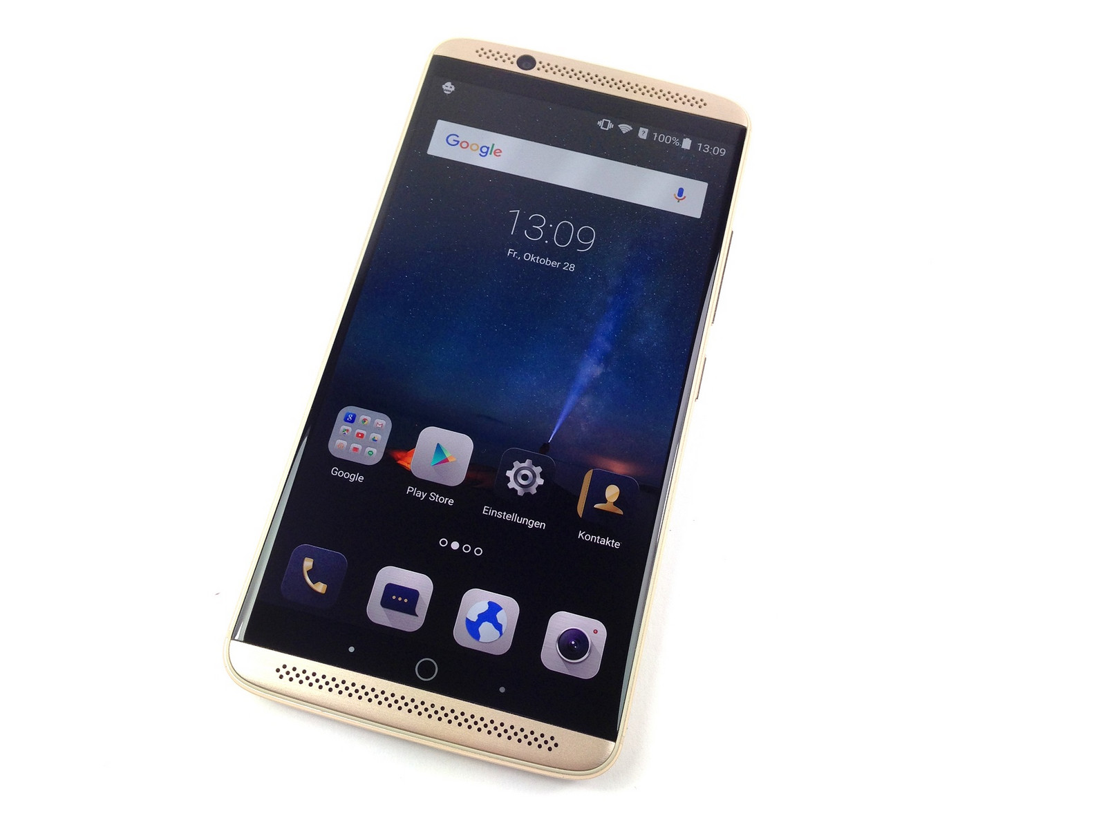 ZTE: Axon 7 bekommt noch Android 8 Oreo - Notebookcheck com News