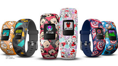 Garmin: Fitnesstracker vivofit jr. 2 für Kinder mit Disney-App