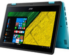 Test Acer Spin 1 (N3450, FHD) Convertible
