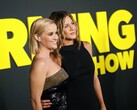 "Reese Witherspoon und Jennifer Aniston bei der globalen Premiere von ""The Morning Show"". (Bild: Apple)"