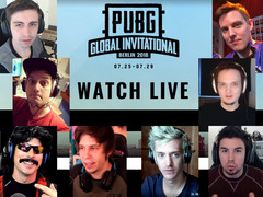 Twitch-Superstars auf dem PGI 2018.